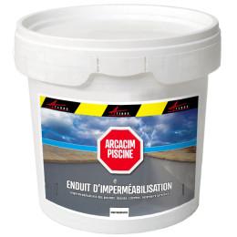 ARCACIM PISCINE - Enduit d'étanchéité hydrofuge piscine bassin béton citerne bac tampon