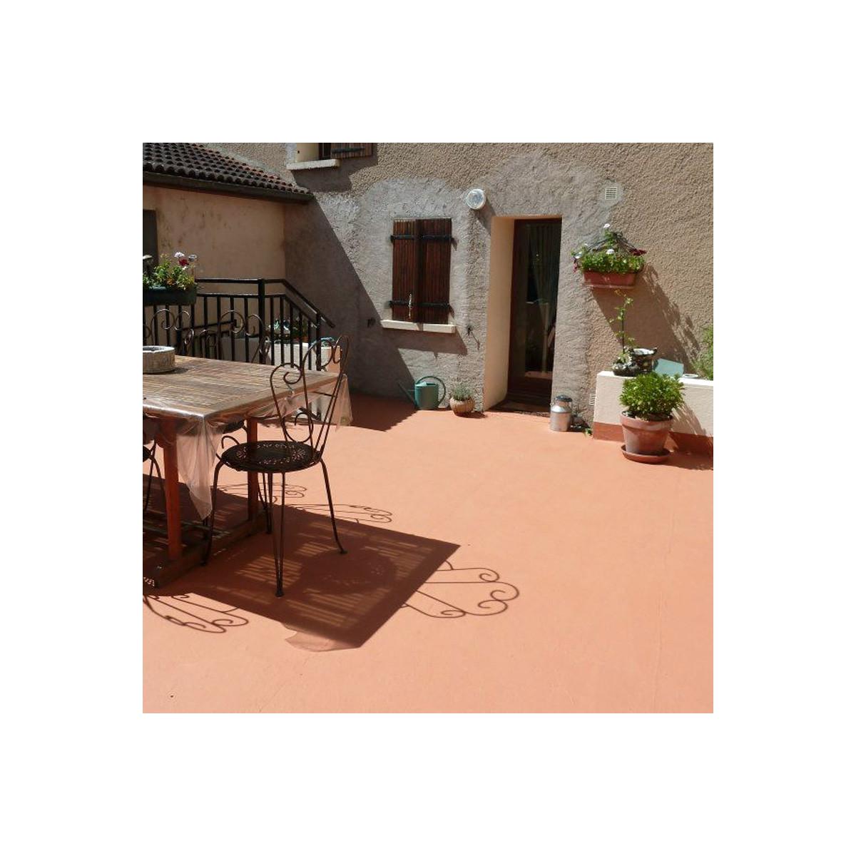 Peinture Pour Balcon Exterieur peinture etancheite exterieur terrasse balcon arcaterrasse