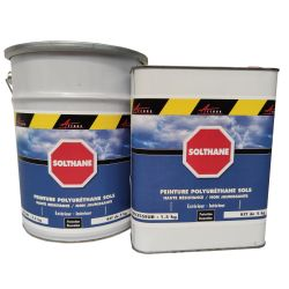 peinture sol exterieur - SOLTHANE